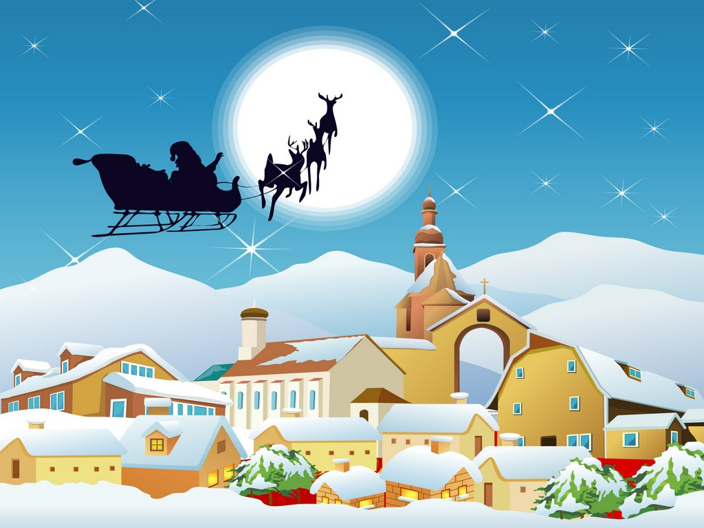 animated christmas deer, animated christmas lights, christmas animated pictures