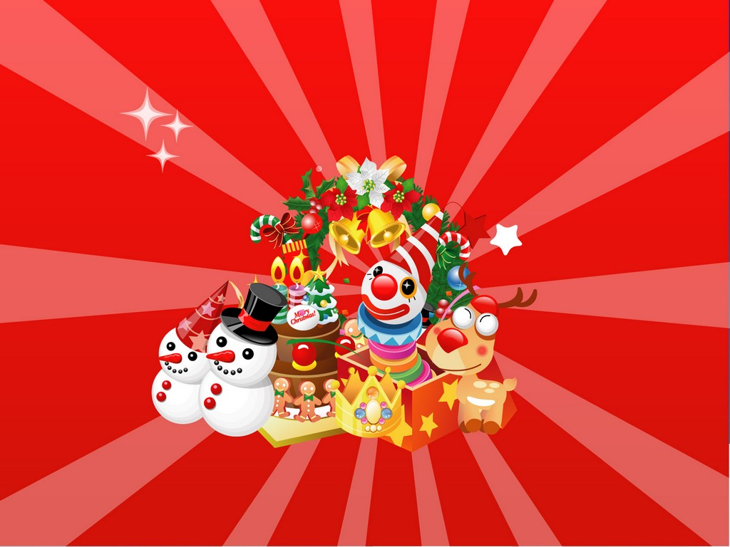 free christmas clipart, animated christmas clipart, christmas clipart santa