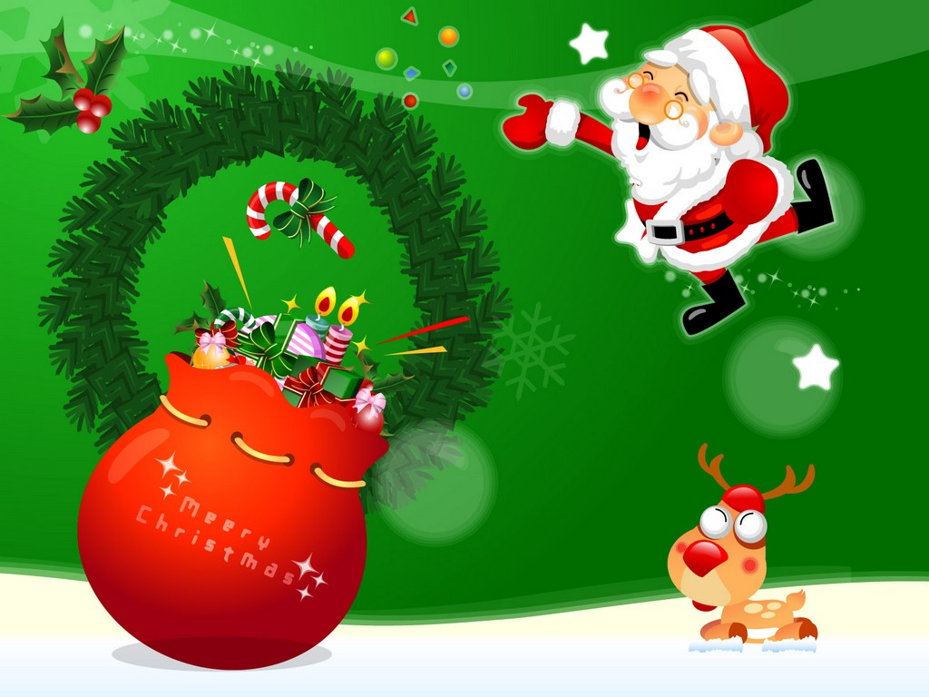 christmas wallpapers painiting, wallpapers christmas, free christmas tree wallpapers