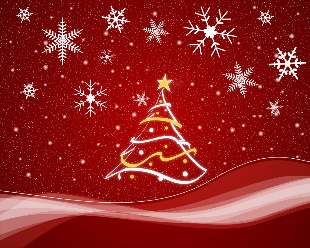 xmas clipart, xmas gift ideas, white xmas trees
