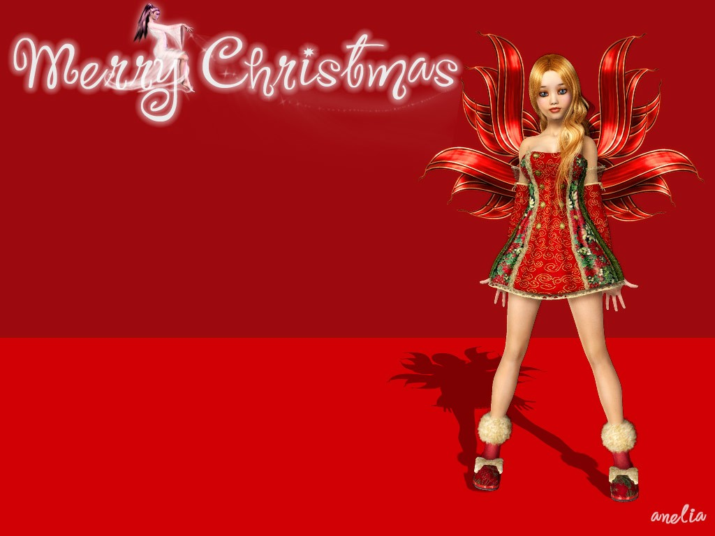 free christmas tree wallpapers, christmas blinking bulbs wallpapers, wallpapers new year and christmas