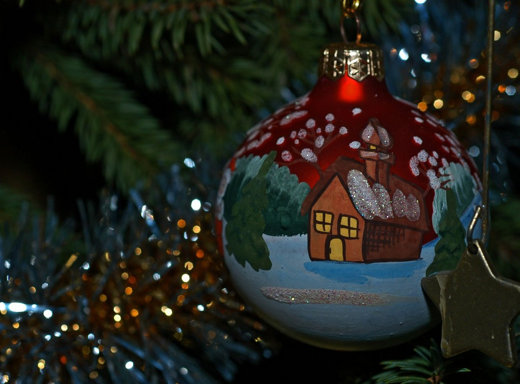 christmas decorations to make, christmas tree decorations