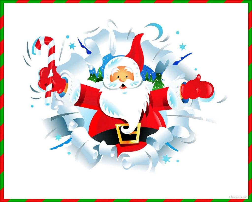 christmas borders and clipart, christmas decoration clipart