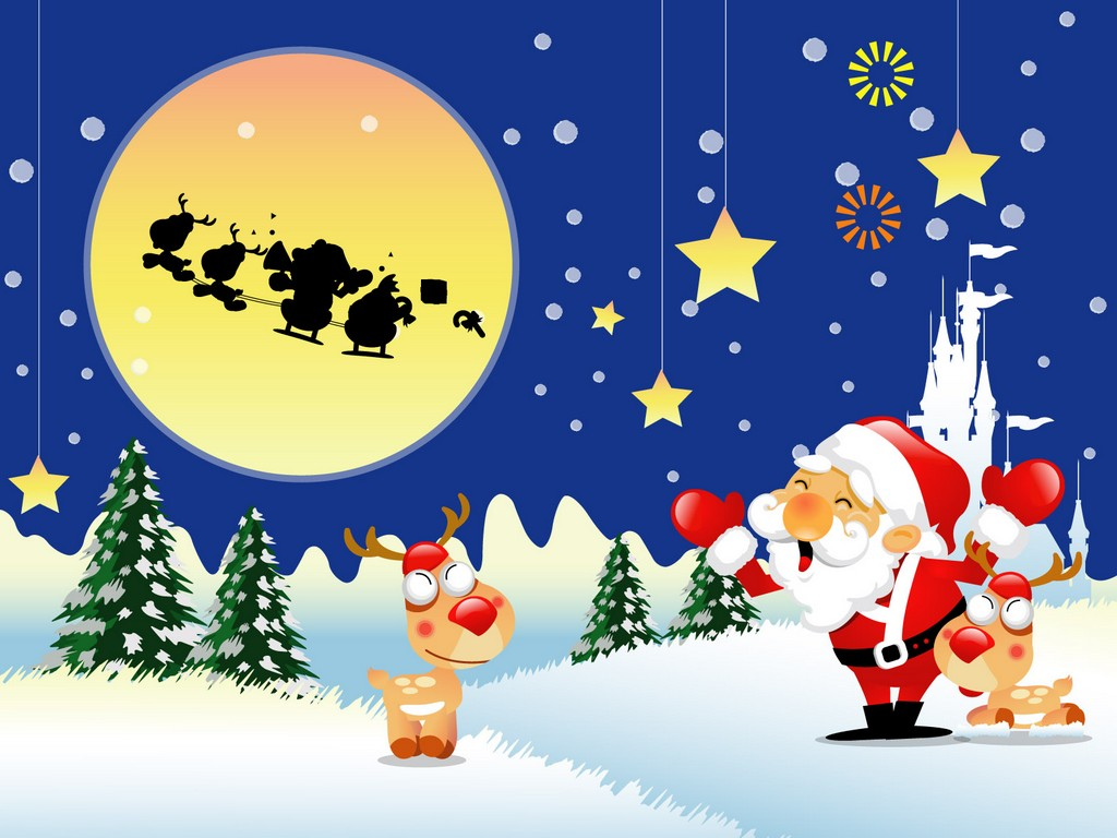 christmas clipart and borders, christmas clipart picture, crazy christmas clipart