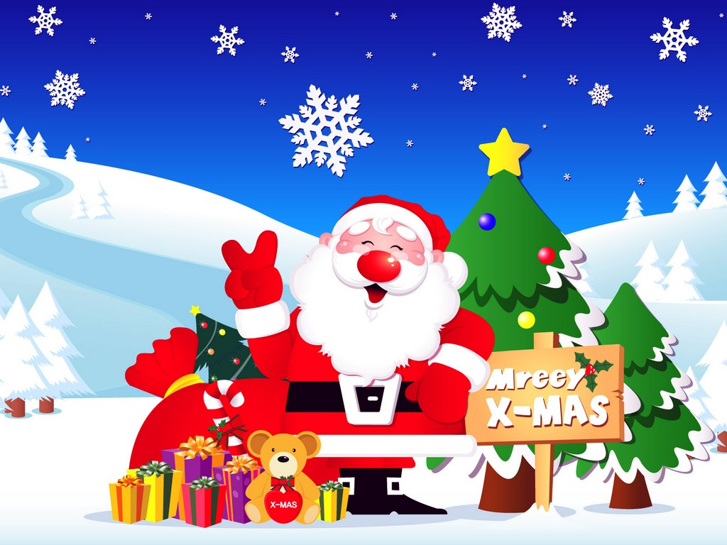 animated christmas clipart, animated lighted christmas train, animated christmas gifts